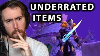 Asmongold Reacts To 20 Most Underrated Items In Classic WoW