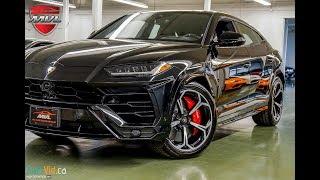 2019 Lamborghini Urus #a01790 @MVLleasing.com - Toronto Exotic