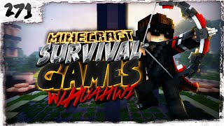 Minecraft Survival Games w/ Huahwi #271: 2v1 Takedown!