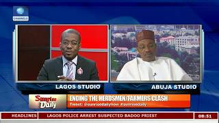 New Technology, Solution To Farmers/Herdsmen Clashes, Inventor Assures Pt.3