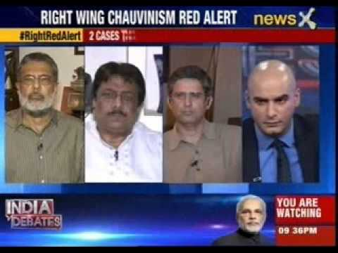 India Debates: Can the right wing brigade be reined in?