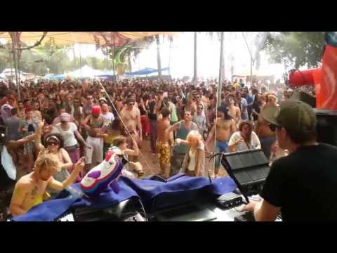 OPIUO - LIVE @ DOOF Festival 2013 - 10th Anniversary