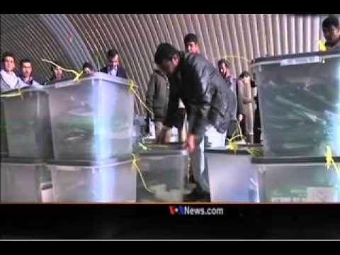 Afghan election: American election monitor gives his analysis of vote audit. VOA Ashna