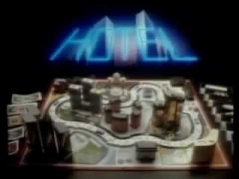 Board Game Hotel Hotel Classic Board Game