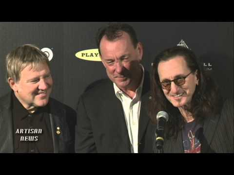 RUSH SAYS FANS ROCK HALL, WITH HEART ROCK HALL EARNING CHRIS CORNELL RESPECT