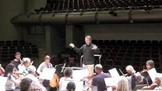 Samuel Krähenbühl Conducting Highlights With Lithuany State Symphony Orchestra