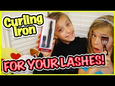 💋HEATED EYELASH CURLER💋ULTA PRODUCT REVIEW!!   MAKEUP MONDAY   SMELLY BELLY TV