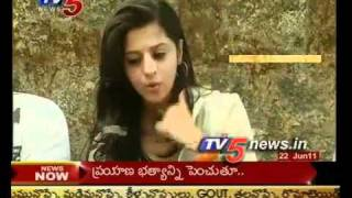 Daggaraga Dooranga - TV5 - Big Screen - Sumanth's New movie Daggaraga Dooranga Title Announcement