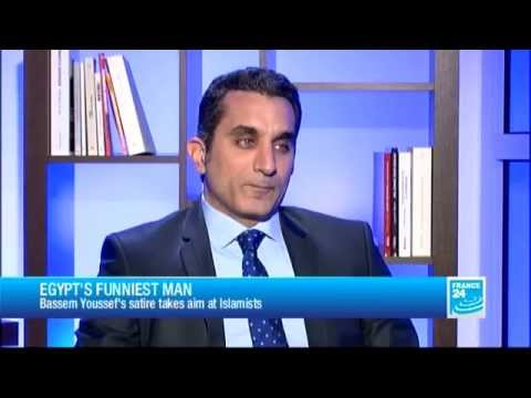 THE INTERVIEW - Bassem Youssef, Jon Stewart style satirist, is taking Egypt by storm