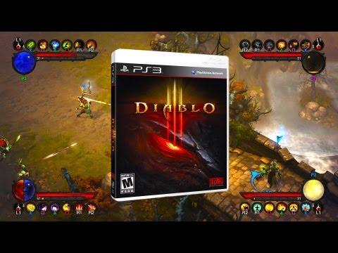 Zagrajmy w Diablo 3 – WERSJA KONSOLOWA – PS3 ( PIERWSZE WRAŻENIA )