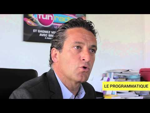 L'interview minute de Guillaume Astruc, DG d'IP France
