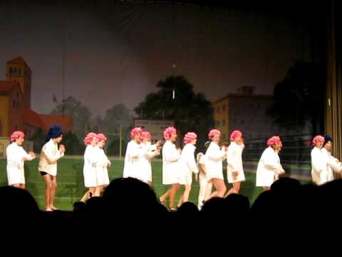 Beauty School Drop Out - Christ The King Regional High School
