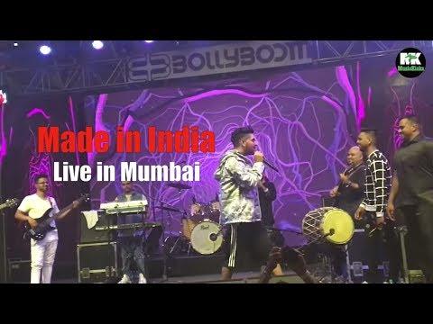 Download Lagu  Guru Randhawa: MADE IN INDIA First Time Live in Mumbai 2018 Mp3 Free