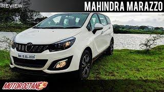 Mahindra Marazzo Review in Hindi | MotorOctane