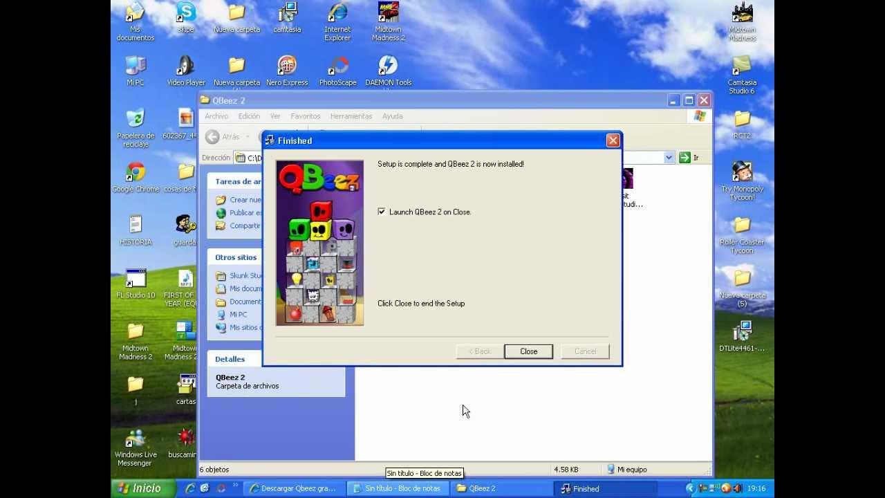 Qbeez 2 скачать бесплатно на компьютер