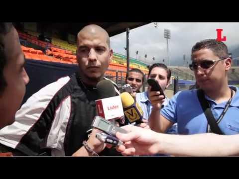 El relevista melenudo mostró su visión del equipo que tienen los Leones del Caracas para la temporada 2011-2012 de la LVBP.