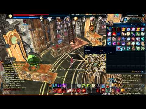 Tera Online How to Craft Materials and Weapon