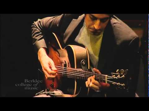 Alex Baboian, Berklee Guitar Night 2011,