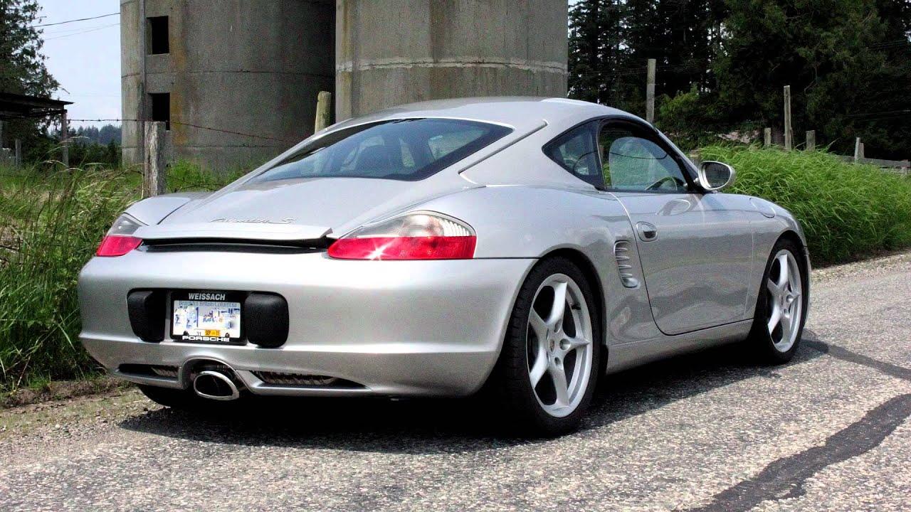 Porsche Boxster Cayman Upgrades Youtube