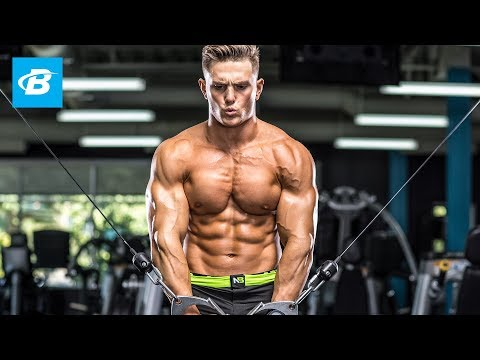 "Total Chest Burnout Workout for Muscle Growth | Ant ""Gainz"" LaVigne - WNBF Natural Pro Bodybuilder"