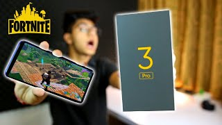 [HINDI] Fortnite gameplay in Realme 3 pro I How to download Fortnite in any Android phone 📱