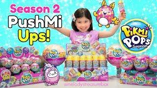 NEW PushMi Ups! Pikmi Pops Season 2 Surprise Haul FULL CASE Ultra Rare Pikmis Found Limited Editions