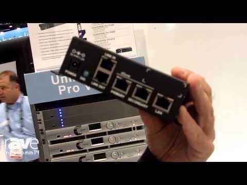 InfoComm 2014: ClearOne Showcases its CONNECT Dante Network Bridge