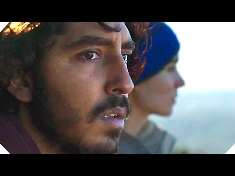 LION Movie TRAILER (Dev Patel, Rooney Mara, Nicole Kidman - 2016)