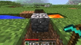 Как да си направим cobblestone generator в Minecraft