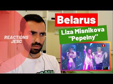 Reaction: Belarus (Junior Eurovision 2019)