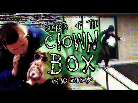 """Fancy Lad's """"Secrets of the Clown Box"""" Video"""