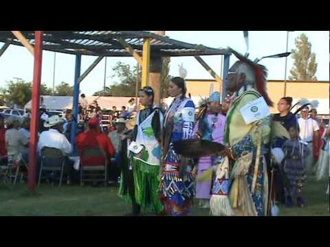 Cozad Singers Intertribal BEST 2009 Comanche Nation Fair