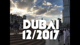 Dubai - Dubai city and Jumeirah beach - winter time - december / FullHD