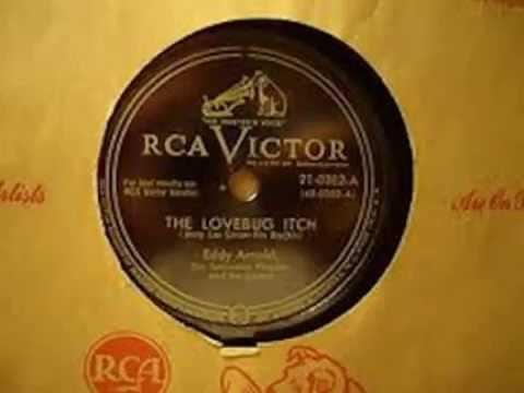 Eddy Arnold - Lovebug Itch