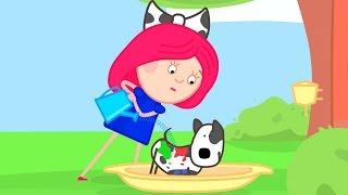 #МУЛЬТФИЛЬМЫ. #Смарта и Чудо сумка. Мультфильмы для детей. Шампунь для #Спотти