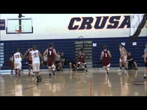 Drew Urquhart, allBALL Basketball, Class of 2014, USA tournaments.mp4