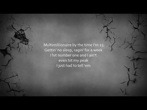Zack and Codeine - Post Malone Lyrics