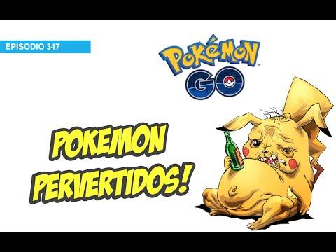 Pokemones Pervertidos! #whatdafaqshow