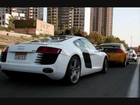 Sport Cars in Iran Iran Super Cars 2010