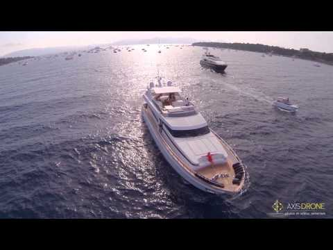 Axis drone Yachting-Antibes-Cannes-Monaco