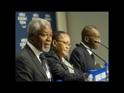 Kofi Annan: Lifting Africa out of poverty