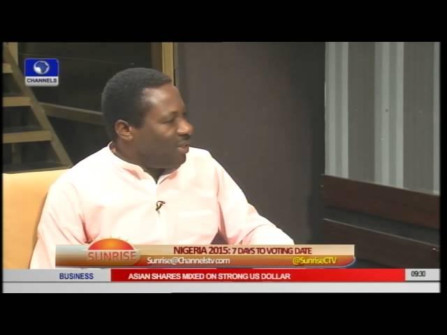 Austin Tam George Expresses Dissatisfaction Over INEC's Preparation