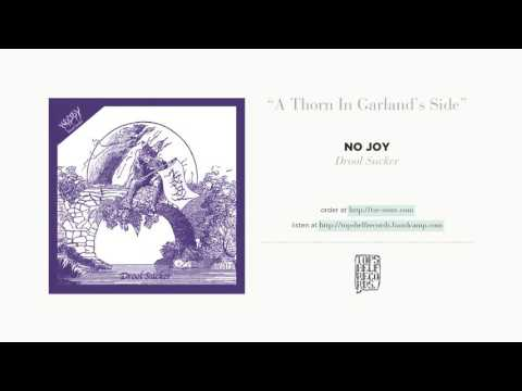 """A Thorn In Garland's Side"" by No Joy"