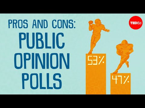 Pros and cons of public opinion polls - Jason Robert Jaffe thumbnail