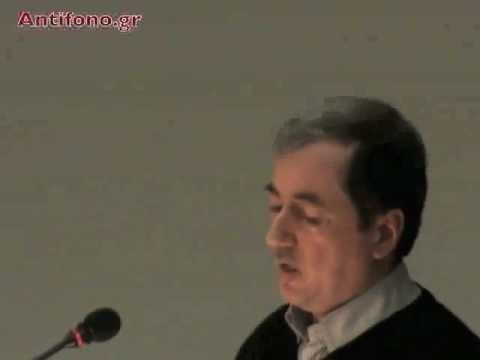 Στέλιος Βιρβιδάκης: Μια νέα μορφή πανενθεϊσμού