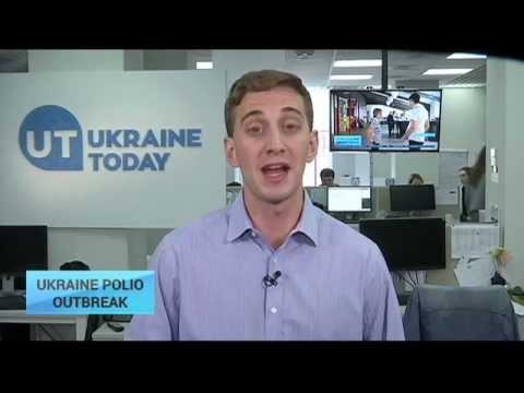 Ukraine Polio Outbreak: National Public Radio believes Ukraine's low immunization rates is to blame