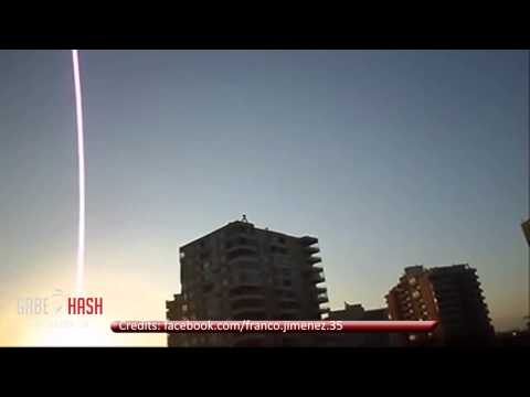 STRANGE SOUNDS IN SANTIAGO, CHILE OCTOBER 29, 2013