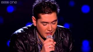 The Voice UK 2013   Karl Michael performs
