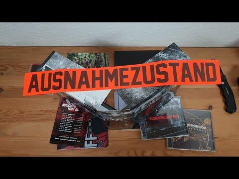 RUFFICTION - AUSNAHMEZUSTAND (LTD. Boxset) UNBOXING