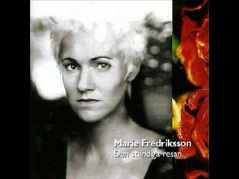 Marie Fredriksson - Det Regnar Igen